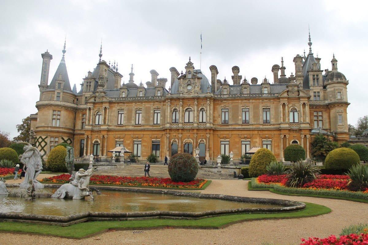 Review: Waddesdon Manor - National Trust