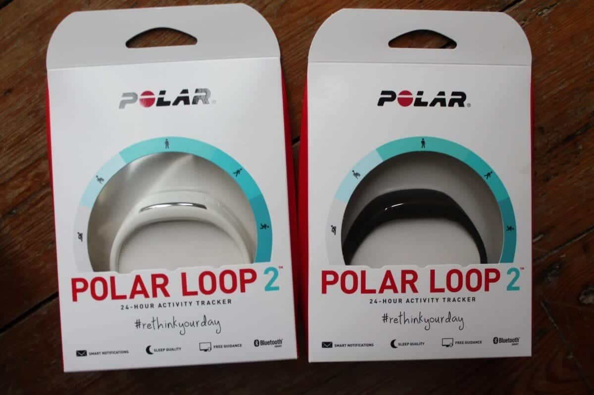 A New Active Lifestyle - Polar Loop 2