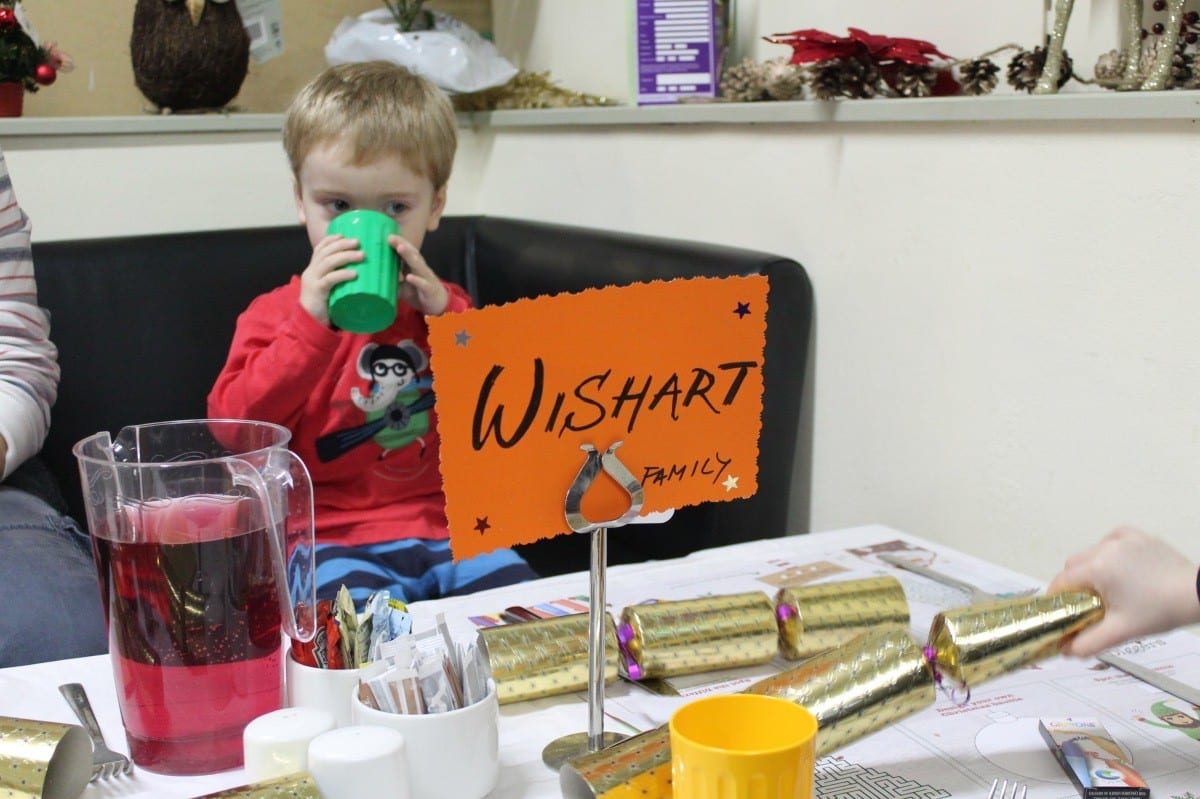 Review: Afternoon Tea with Father Christmas at Wyevale Garden Centre - Winnersh