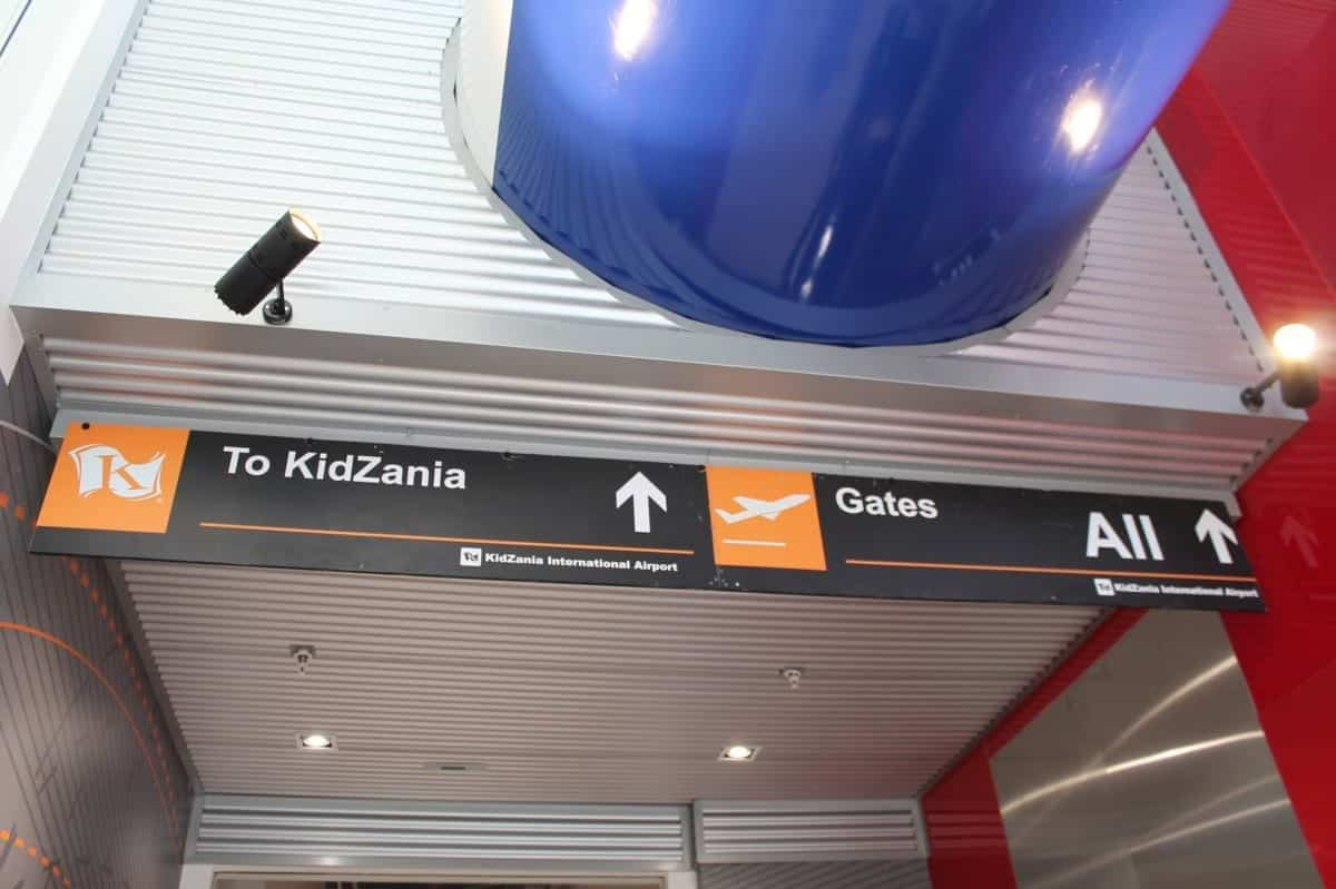 Kidzania Review