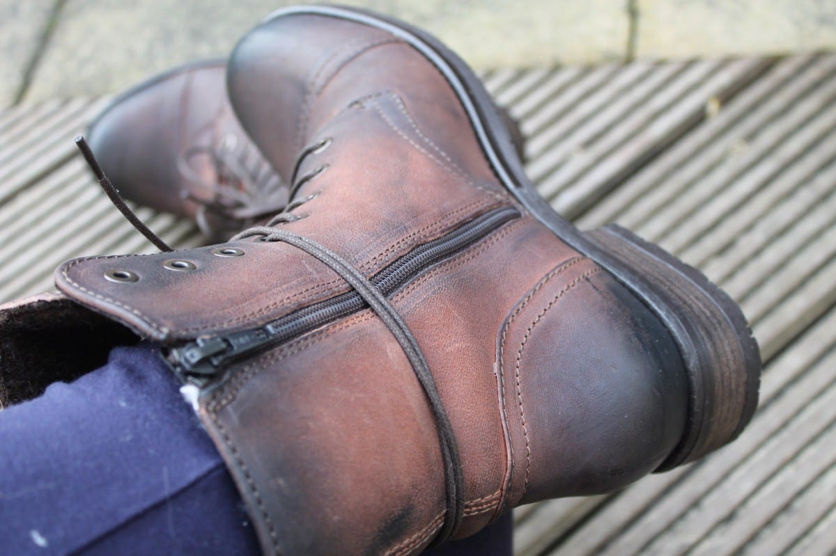 Review: Jones Bootmaker Olina Ankle Boots