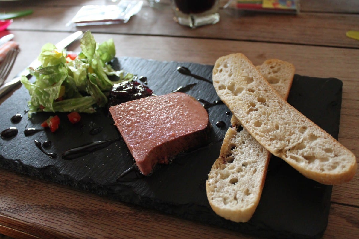 Review: Sunday Lunch at The Fox and Goat, Tiddington