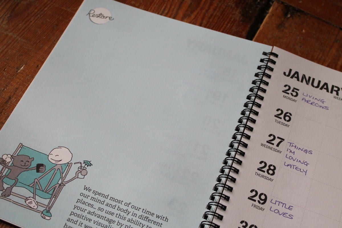 Review: Getting Organised with Stick to Stigu