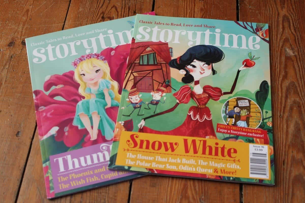 Review: Storytime Magazine