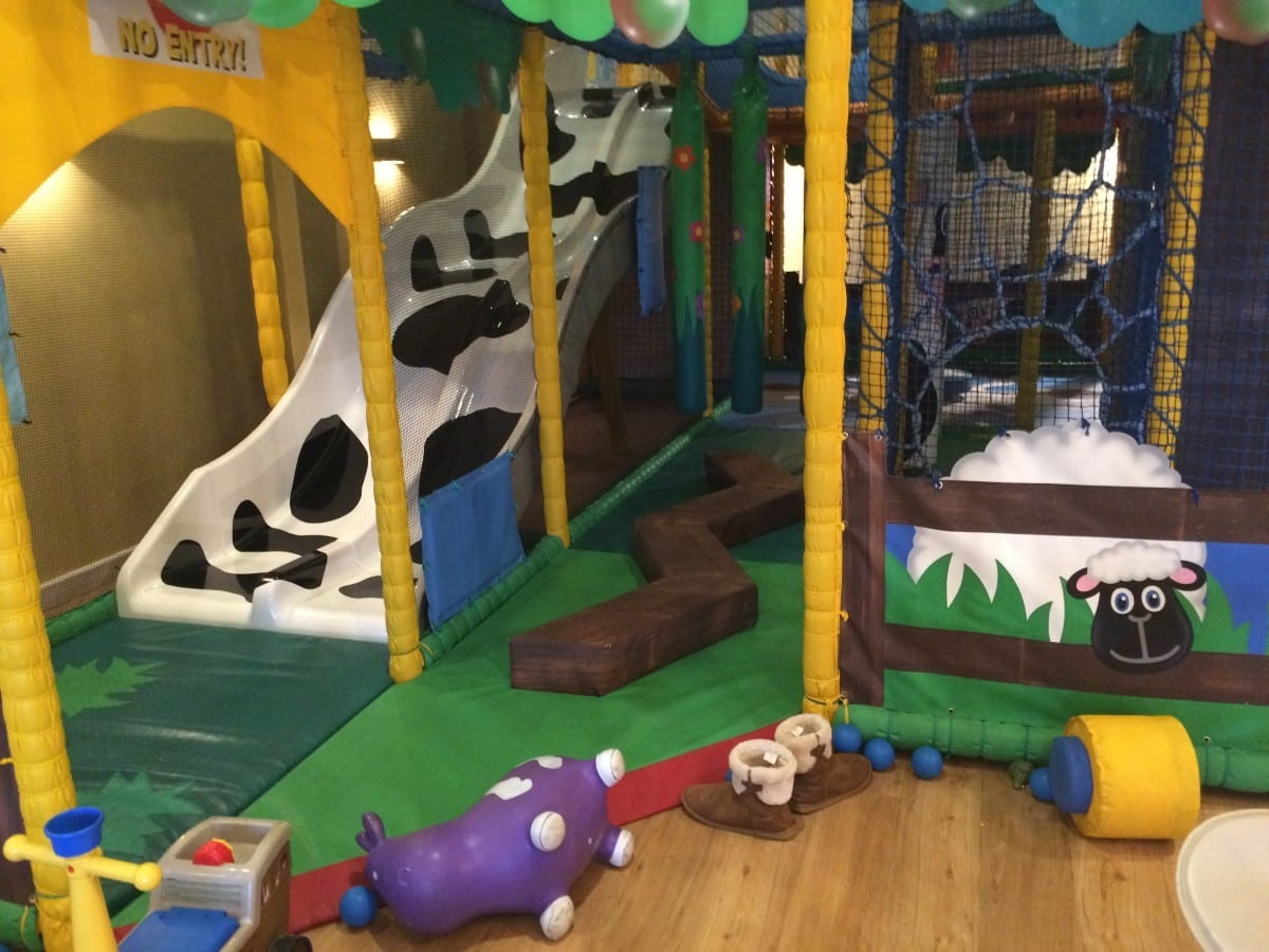 The Hen House, Haslemere Soft Play Review
