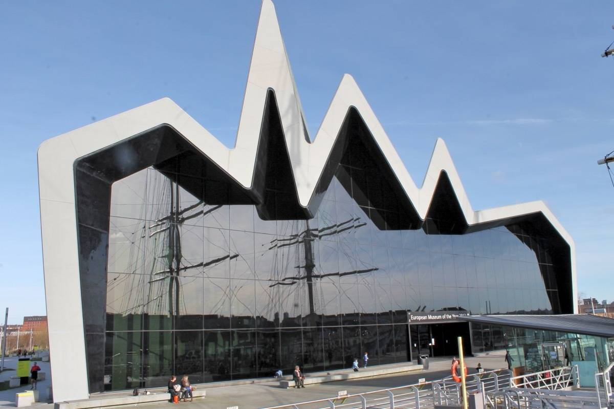 Review: The Riverside Museum and The Tall Ship