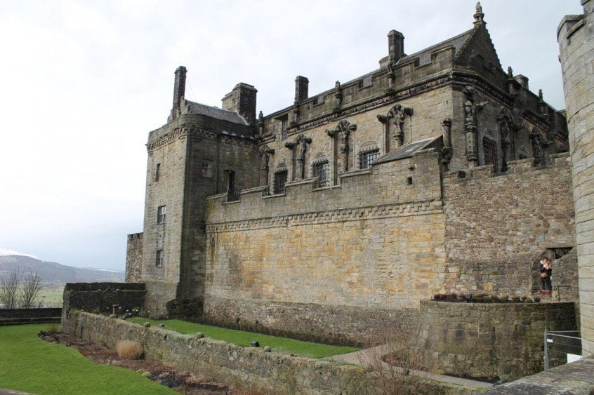 Stirling Castle Review