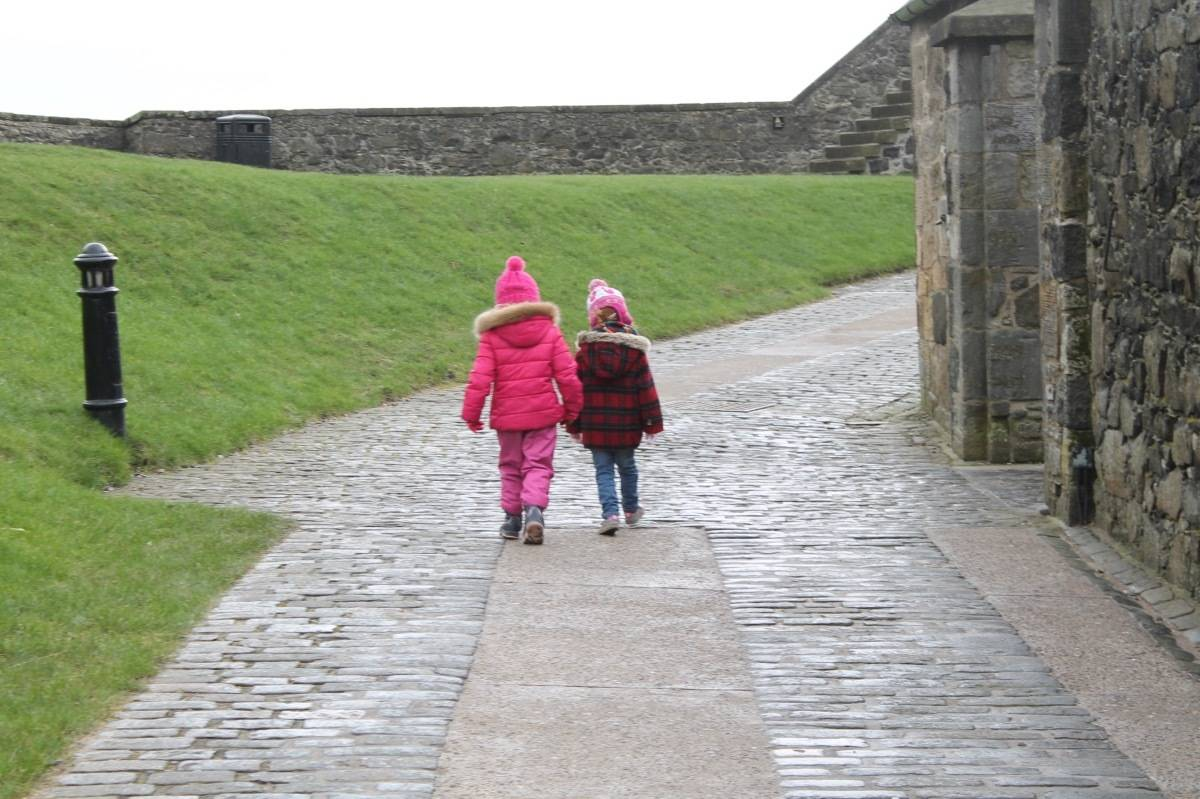 Review: Stirling Castle