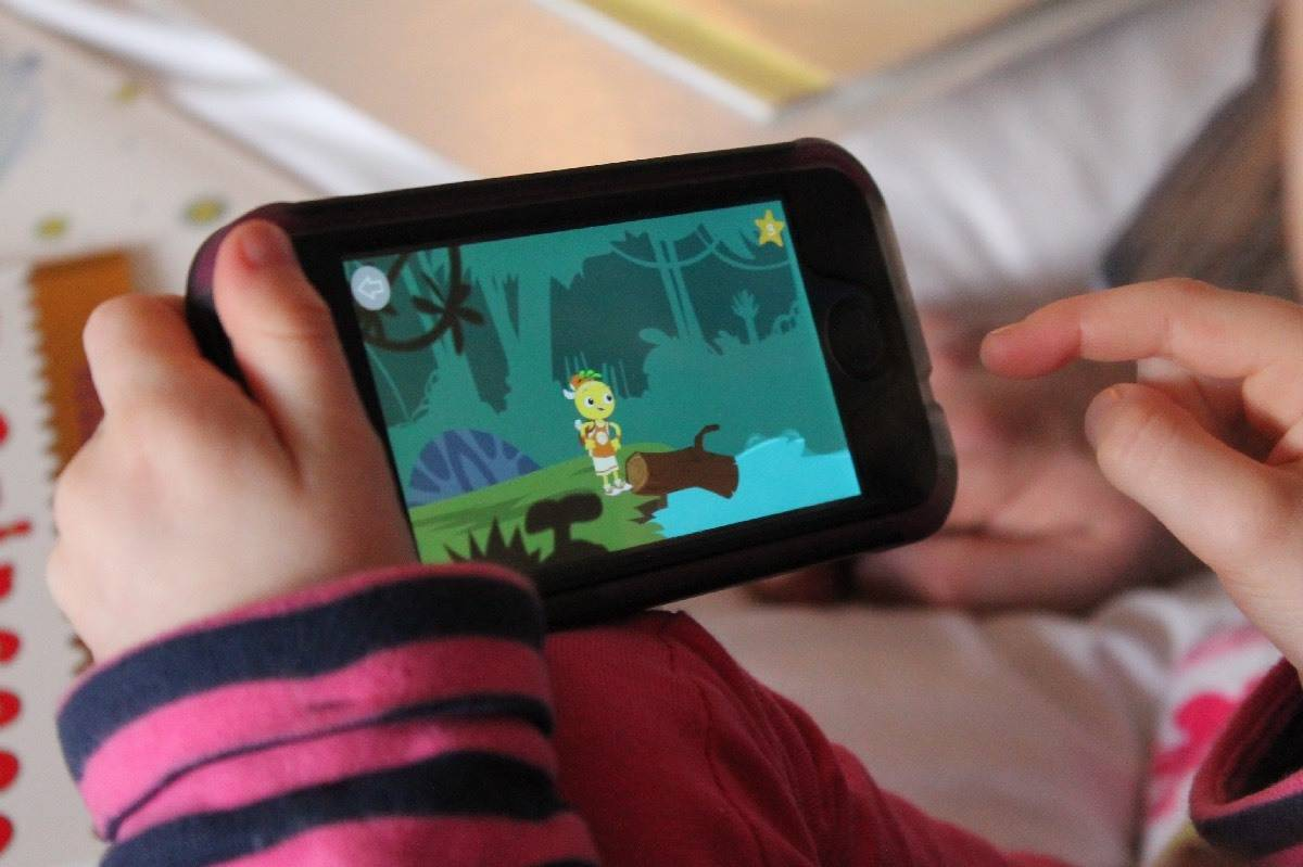 Review: The ToonSpaghetti Story Lab App