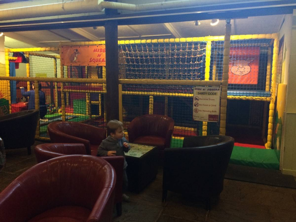 Review: The Play Zone at Fishers Farm Park