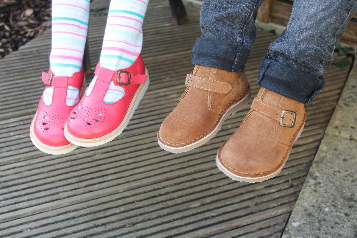 Parents Evening, New Shoes and Frugi #LittleLoves