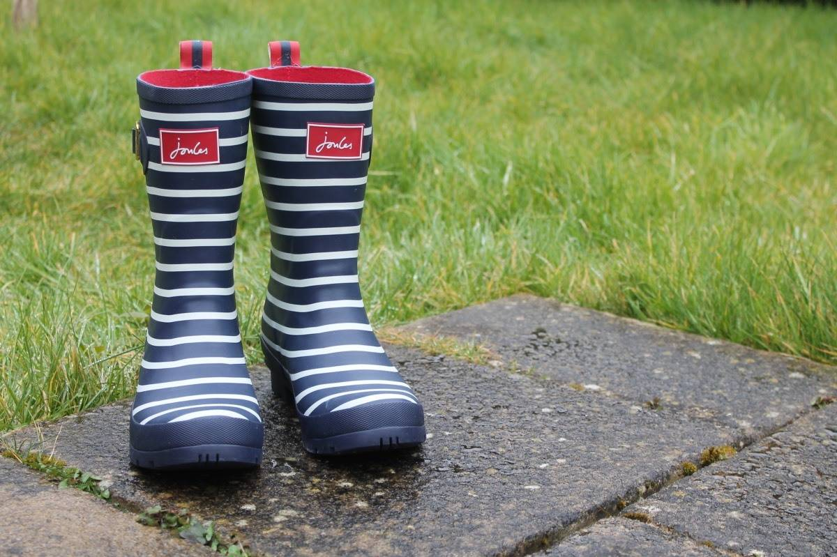 Review: Joules Molly Wellies from Cloggs