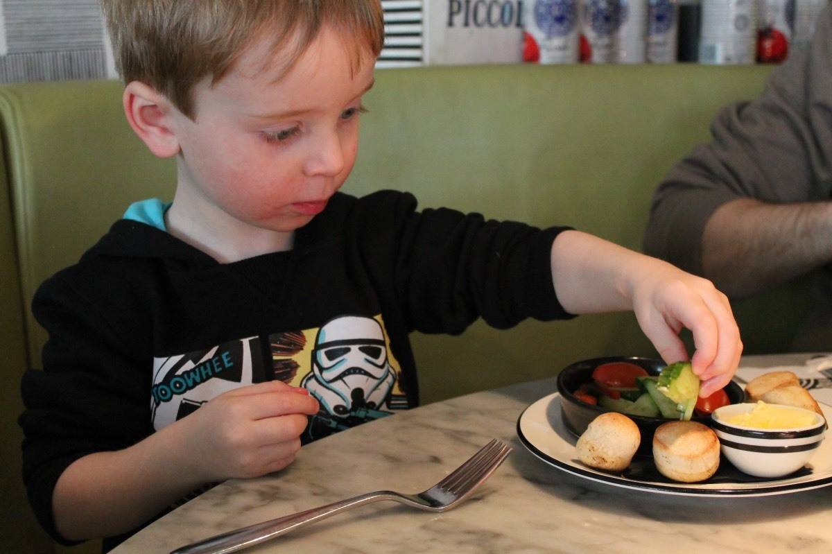 A Family Meal at Pizza Express #PizzaExpressFamily