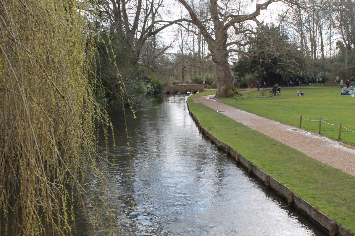 Review: Mottisfont {National Trust}