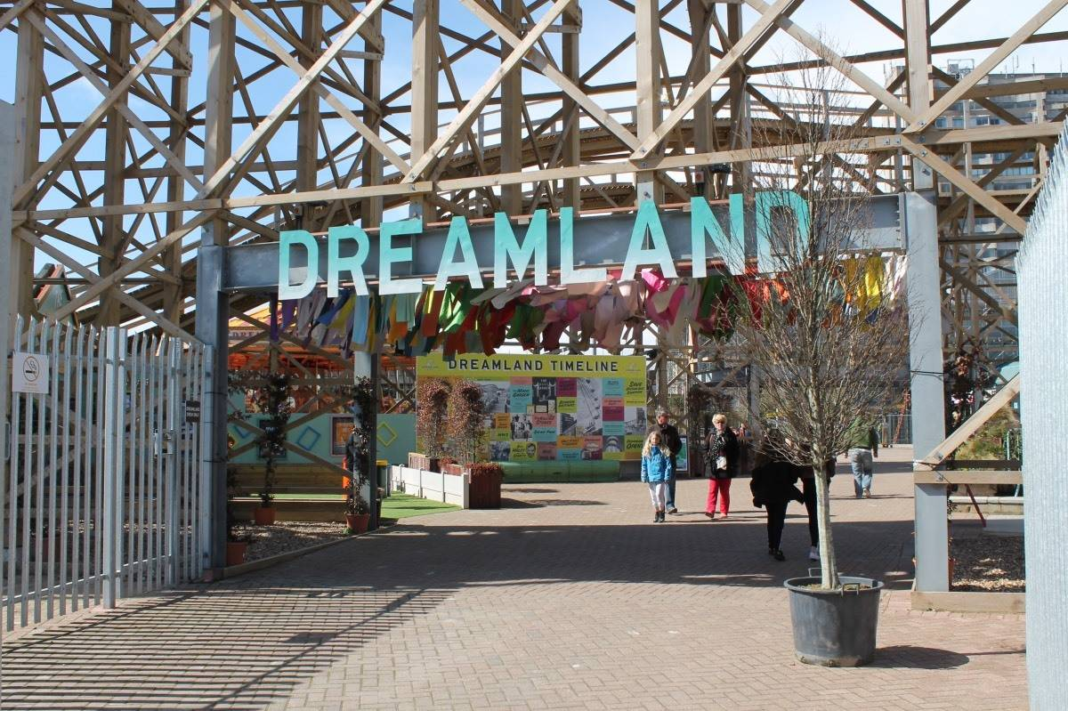 Review: Dreamland - Margate