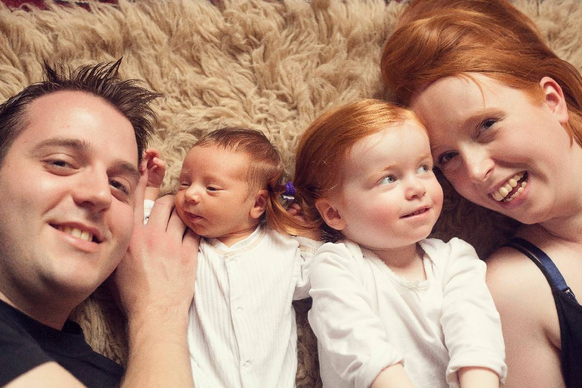 Reminiscing: Little Man's Newborn Photoshoot