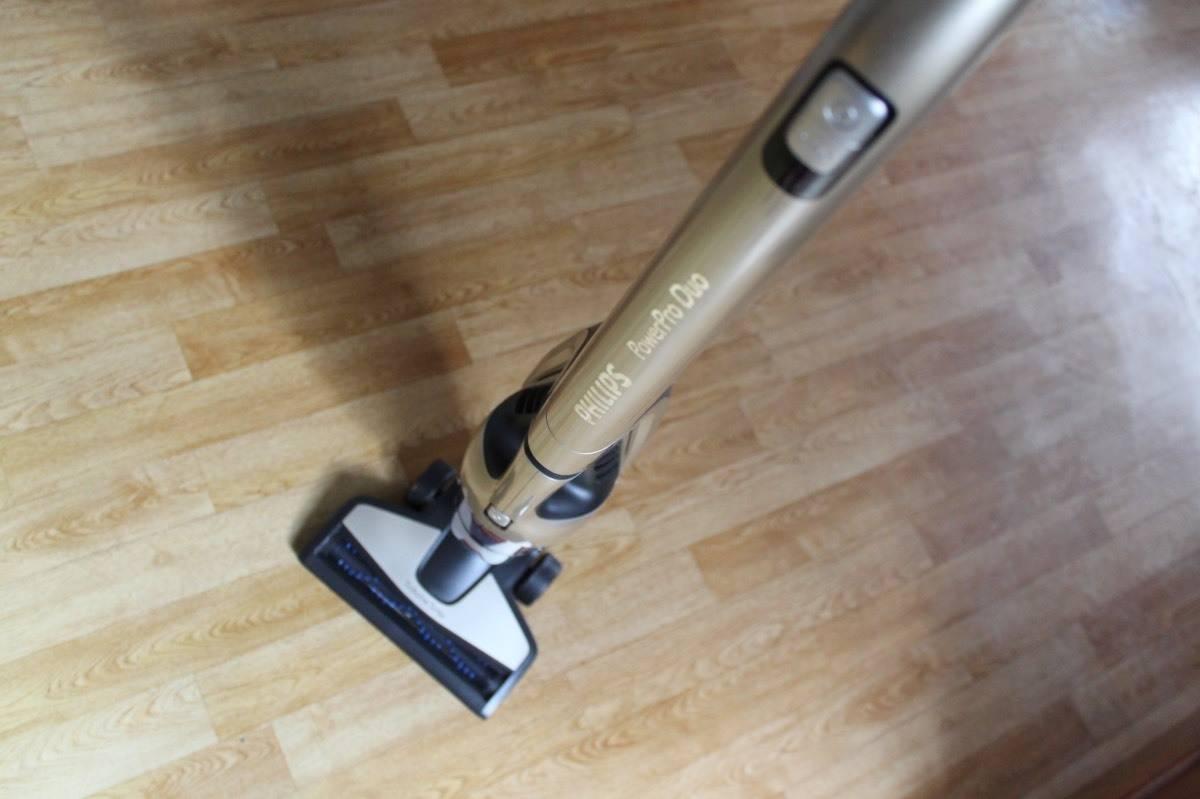 Review: Philips PowerPro Duo 2-in-1 Cordless Vacuum Cleaner