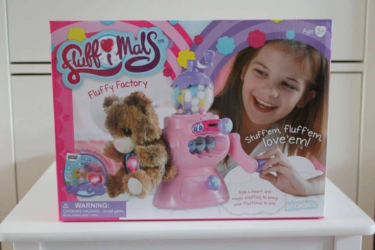 Review: Fluffimals Fluffy Factory and Refill Packs