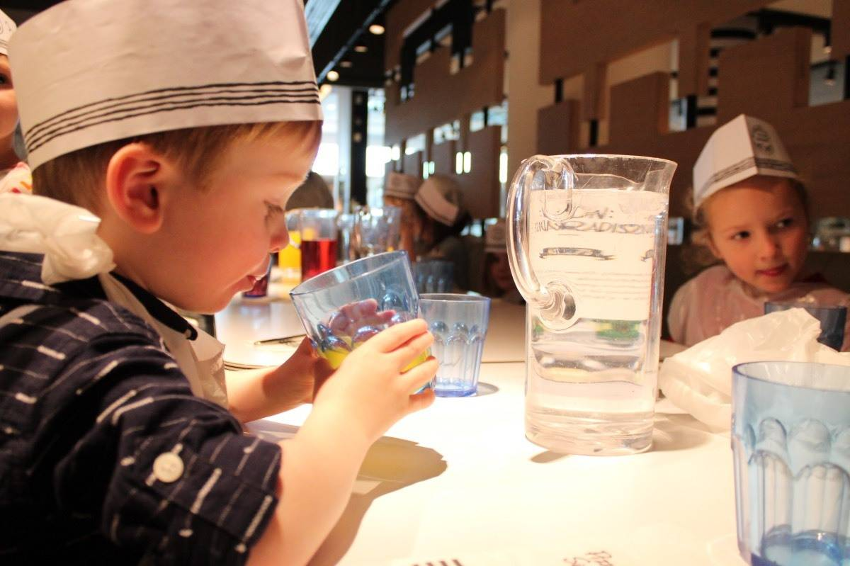 A Pizza Express Party for the #PizzaExpressFamily - Westfield, Stratford