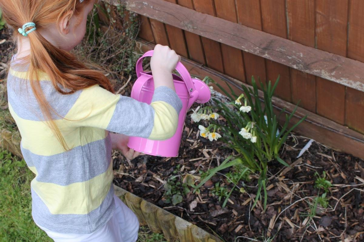 Gardening {The Ordinary Moments}