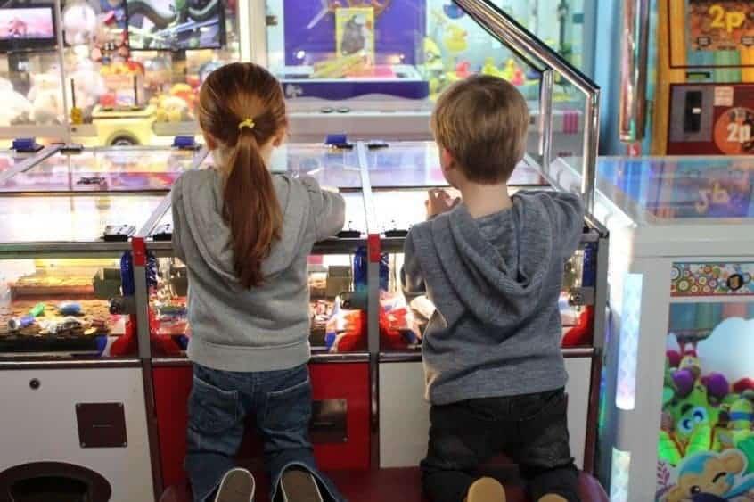 Children and Gambling