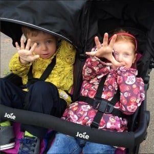 Older Children and Pushchair Judgement