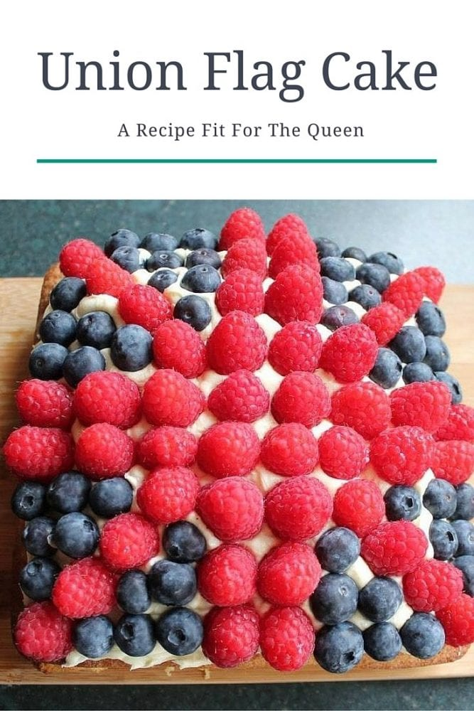 Kitchenways Royal Bake Competition - and Union Flag Cake Recipe #FitForAQueen