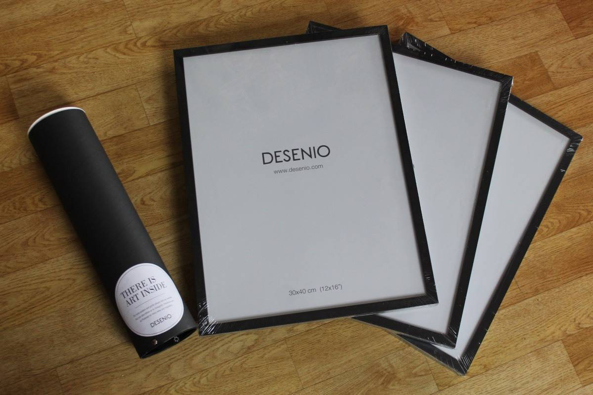Review: Desenio Posters