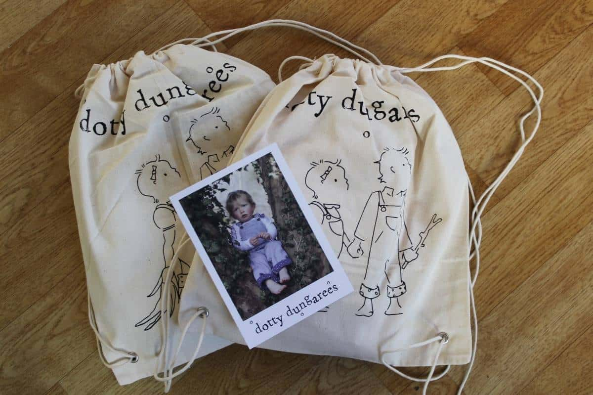 Review: Dotty Dungarees Childrens Clothing