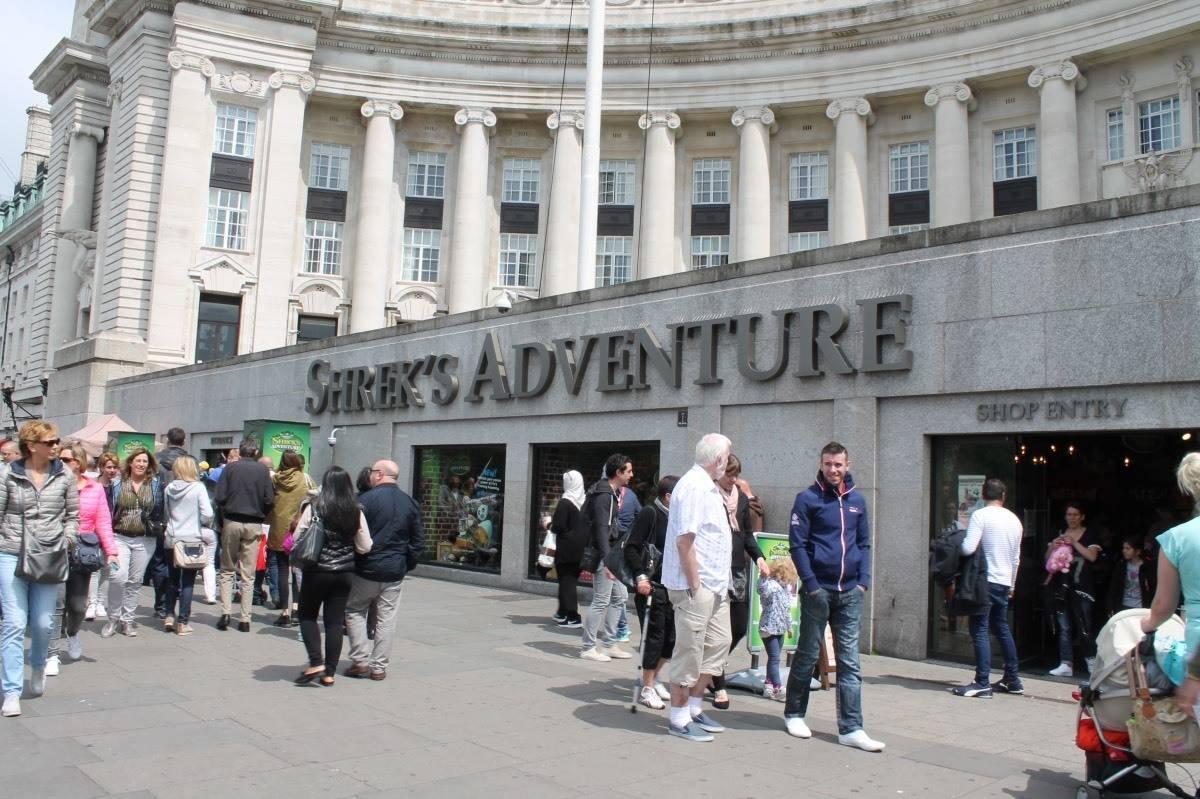 Review: Shrek's Adventure, London