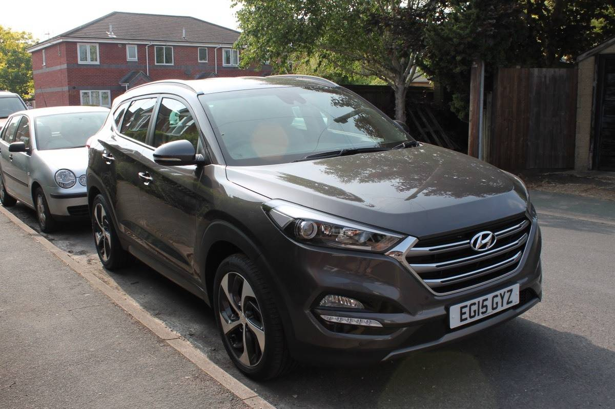 A week with the Hyundai Tucson