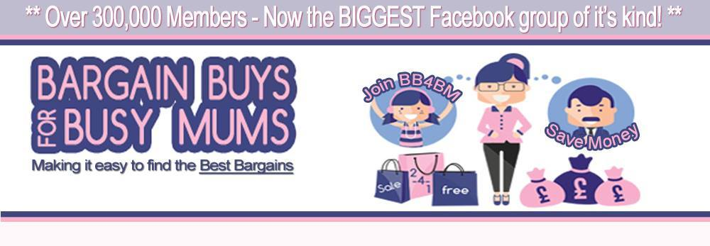 Bargain Buys for Busy Mums