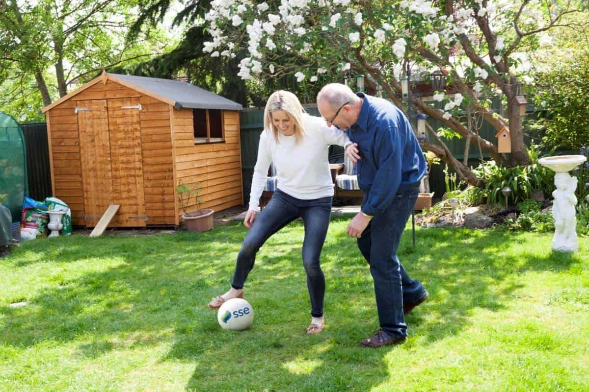 Should Dads Do More to Encourage Daughters to Play Football?