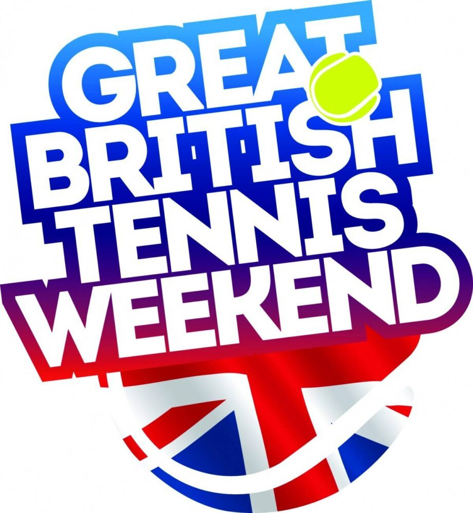 The Great British Tennis Weekend is Coming Up! #GBTW