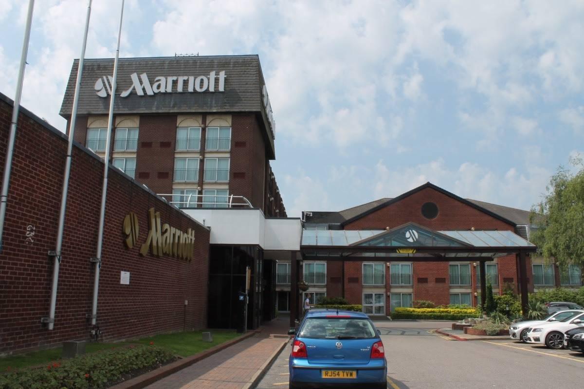 Review: Marriott Heathrow/Windsor