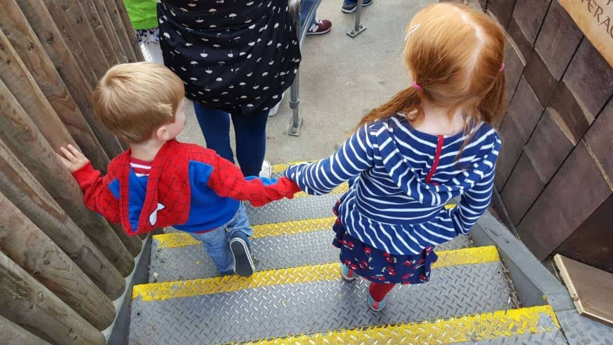 Looking After Each Other {The Ordinary Moments}