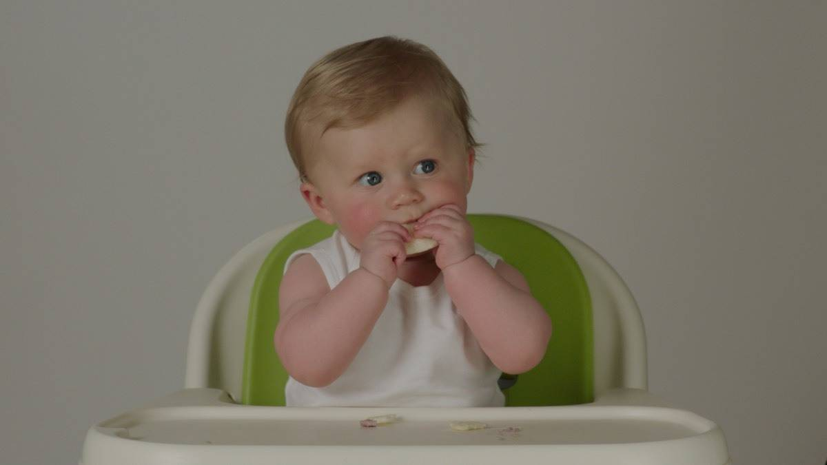 Why do Babies Really Need Snacks? #InsideBabysBrain