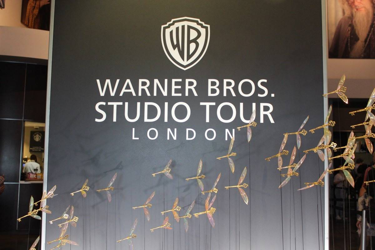 A Family Trip to Warner Bros Studios