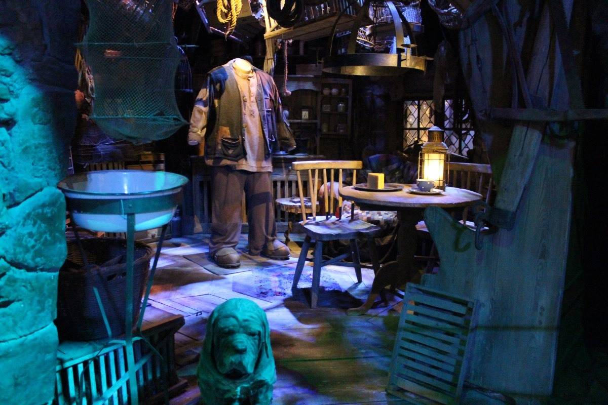 A Family Trip to Warner Bros Studios