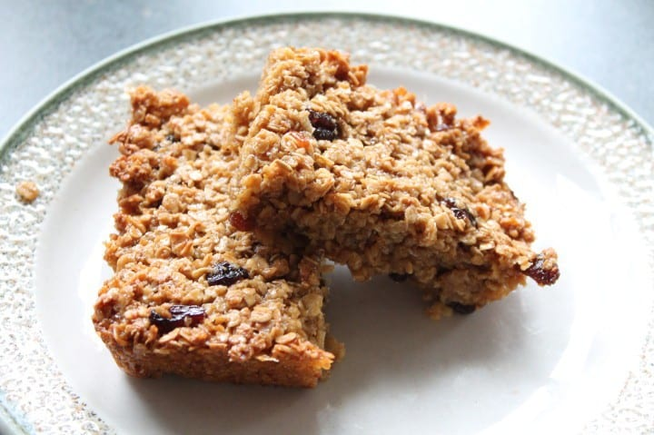 Mince Pie Flapjacks Recipe