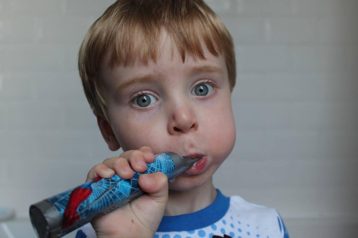 Brushing Teeth {The Ordinary Moments}