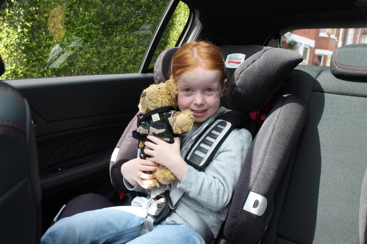 When Bear Comes Home From School {The Ordinary Moments}