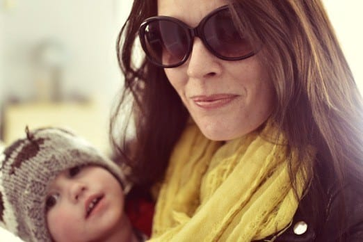 Blogger Behind the Blog {Mum in a Nutshell}