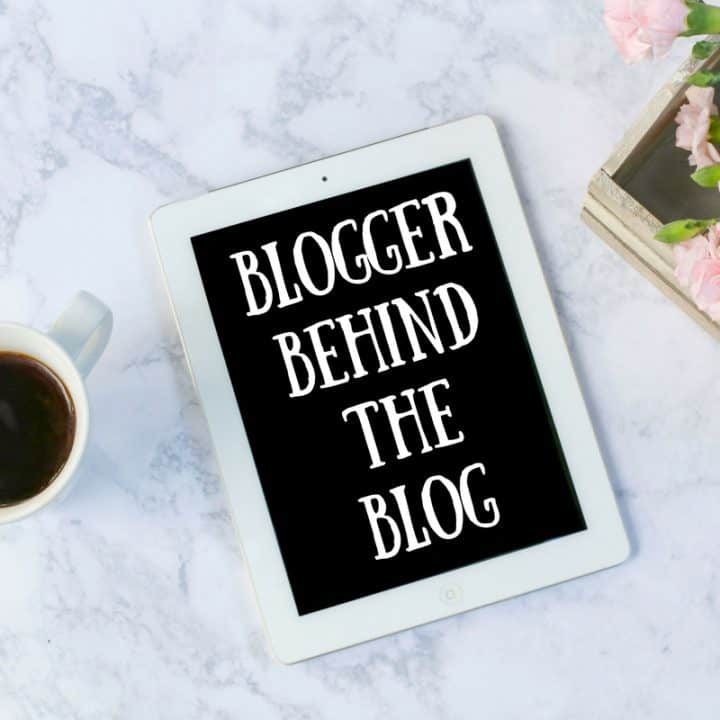 Blogger Behind the Blog {The Organised Life Project}