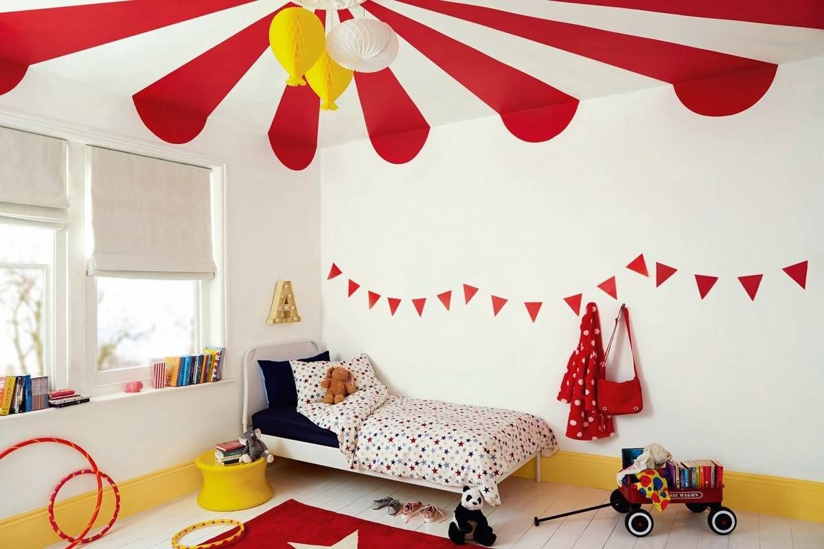 Get the Children Involved in Decorating with Dulux #KidsBedroom