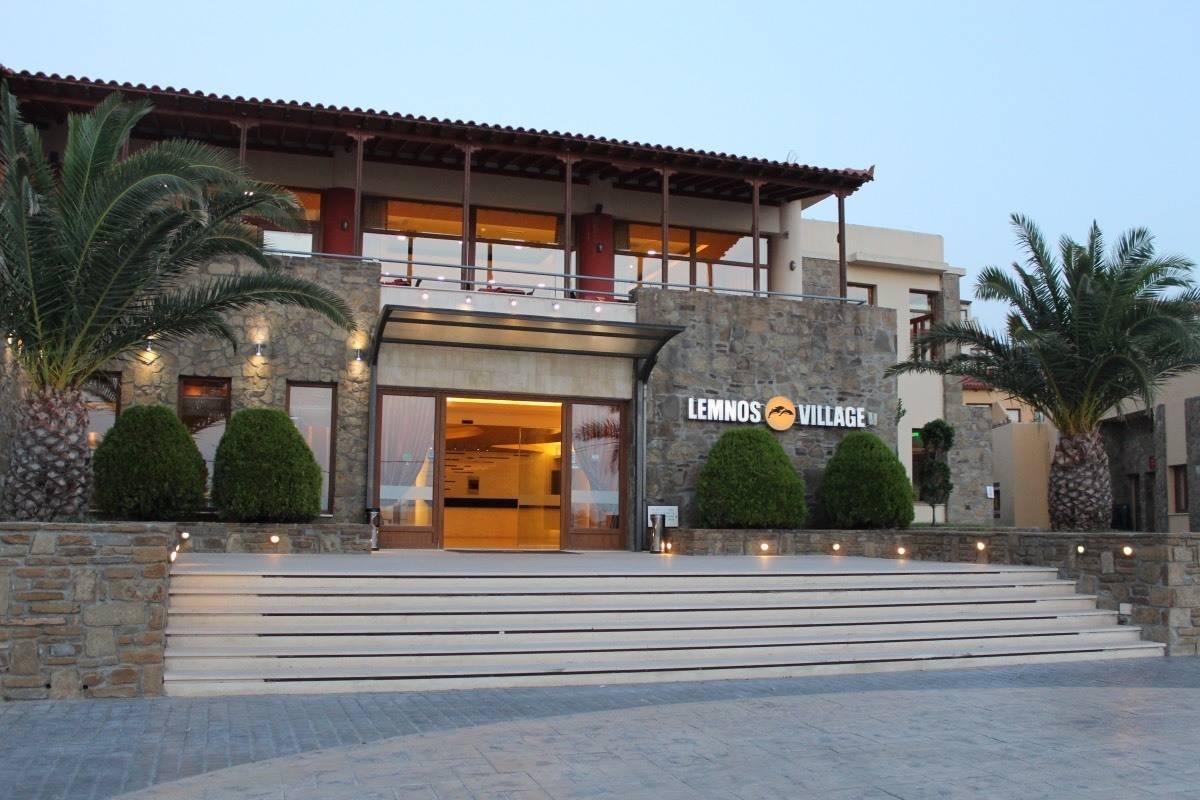 Our Week at Mark Warner, Lemnos