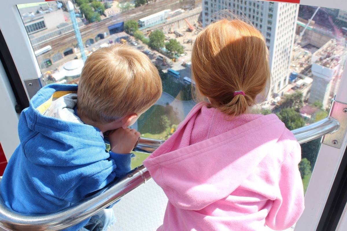Visiting London's South Bank with a Merlin Annual Pass