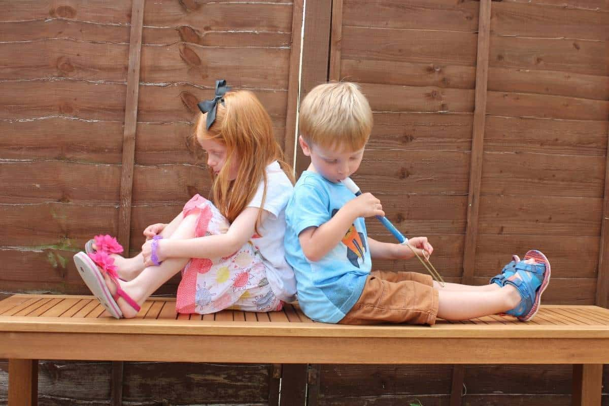 Garden Benches from George at Asda Review