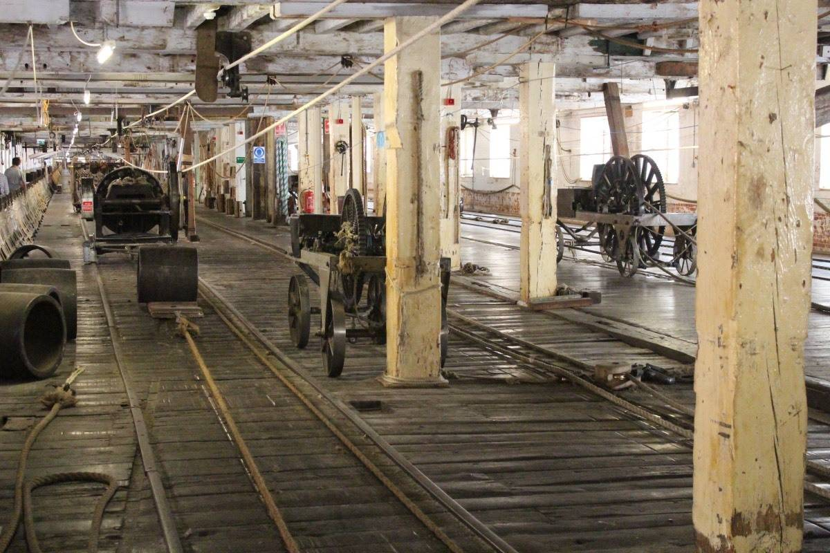 A Day Out at the Historic Dockyard Chatham