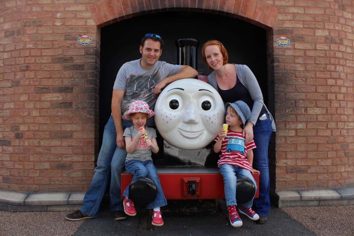 LP's Fifth Birthday Celebrations - Drayton Manor